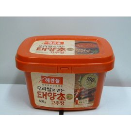 Korean chilli peper paste 500gr