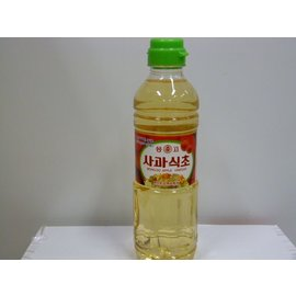 Korean appel azijn 500ml