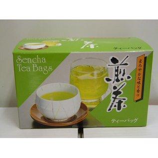 Hamasa Yuki Japanse Groene thee zakjes 20x2g