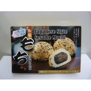 Sesame mochi 210gr