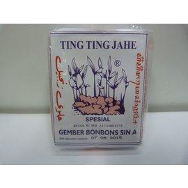 Ting Ting Jahe gember bonbons 40gr