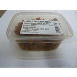 Sambal goreng tempeh pedas 100gr
