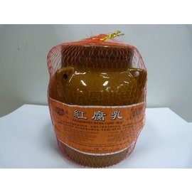 Dali preserved red bean curd 500gr