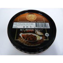 koningsvogel babi pangang saus mix 100gr