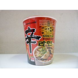 Nongshim hot & spicy cup
