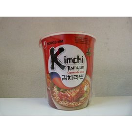 Nongshim Kimchi cup 75g