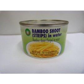 Bamboe strips 227gr