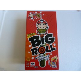 tao kae noi seaweed big roll spicy12x3.6g