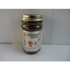 Bull head barbecue sauce 127gr
