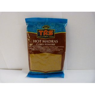 TRS hot madras curry 100gr