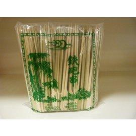 Tepo kushi Japans bamboe stokjes 18cm