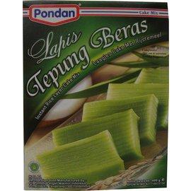 pondan Lapis tepung beras 400gr