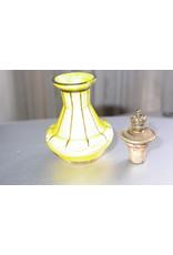Parfumflesje geel tango glas