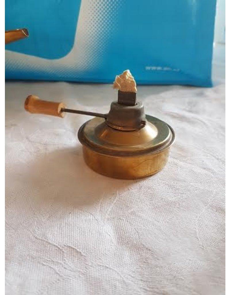 Jan Eisenloeffel Eisenloeffel waterketel + komfoor met niet passende brander