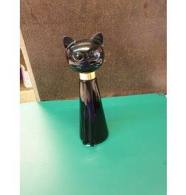 Avon parfum Avon parfumflesje poes zwart