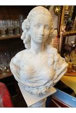 Marie-Antoinette lieftallig tuinbeeld