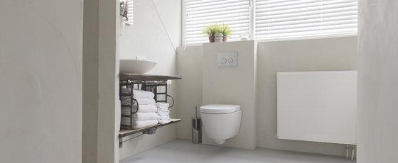 Betonoptik Toilette