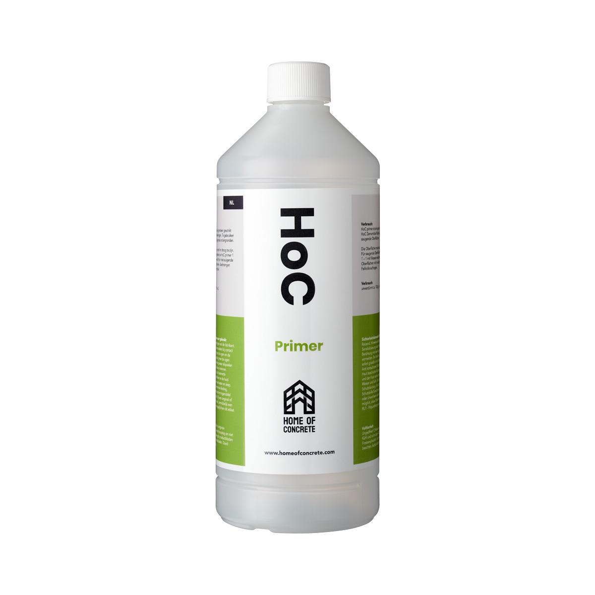 Home of Concrete HoC Primer | Grundierung für HoC Zementoberflächen