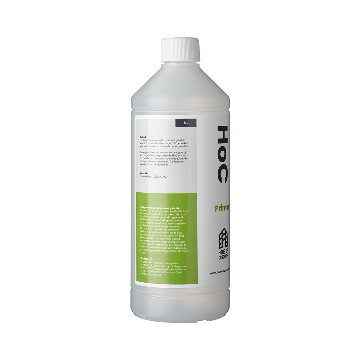 Home of Concrete HoC Primer | Primer suitable for HoC cementary finishes