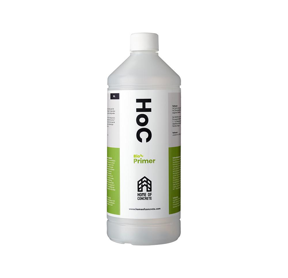 Home of Concrete HoC BioPrimer - Ecologische grondeer voor minerale absorberende ondergronden