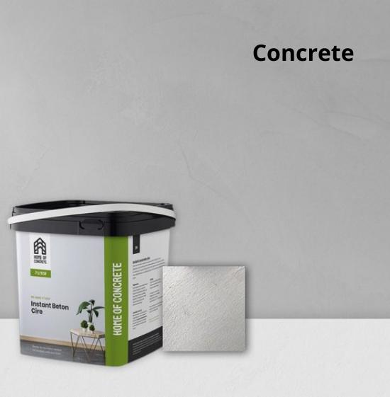 Home of Concrete HoC Instant Beton Ciré  | Kant en klaar