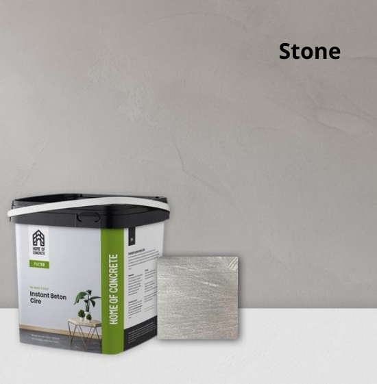 Home of Concrete HoC Instant Beton Ciré 7m2 | Ready to use