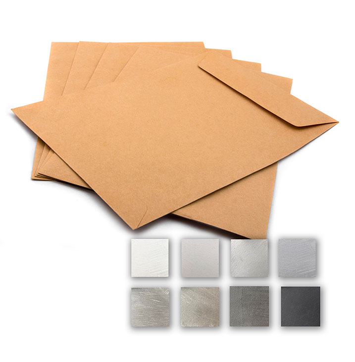 Home of Concrete HoC Instant Beton Cire - Sample Box - 8 colors