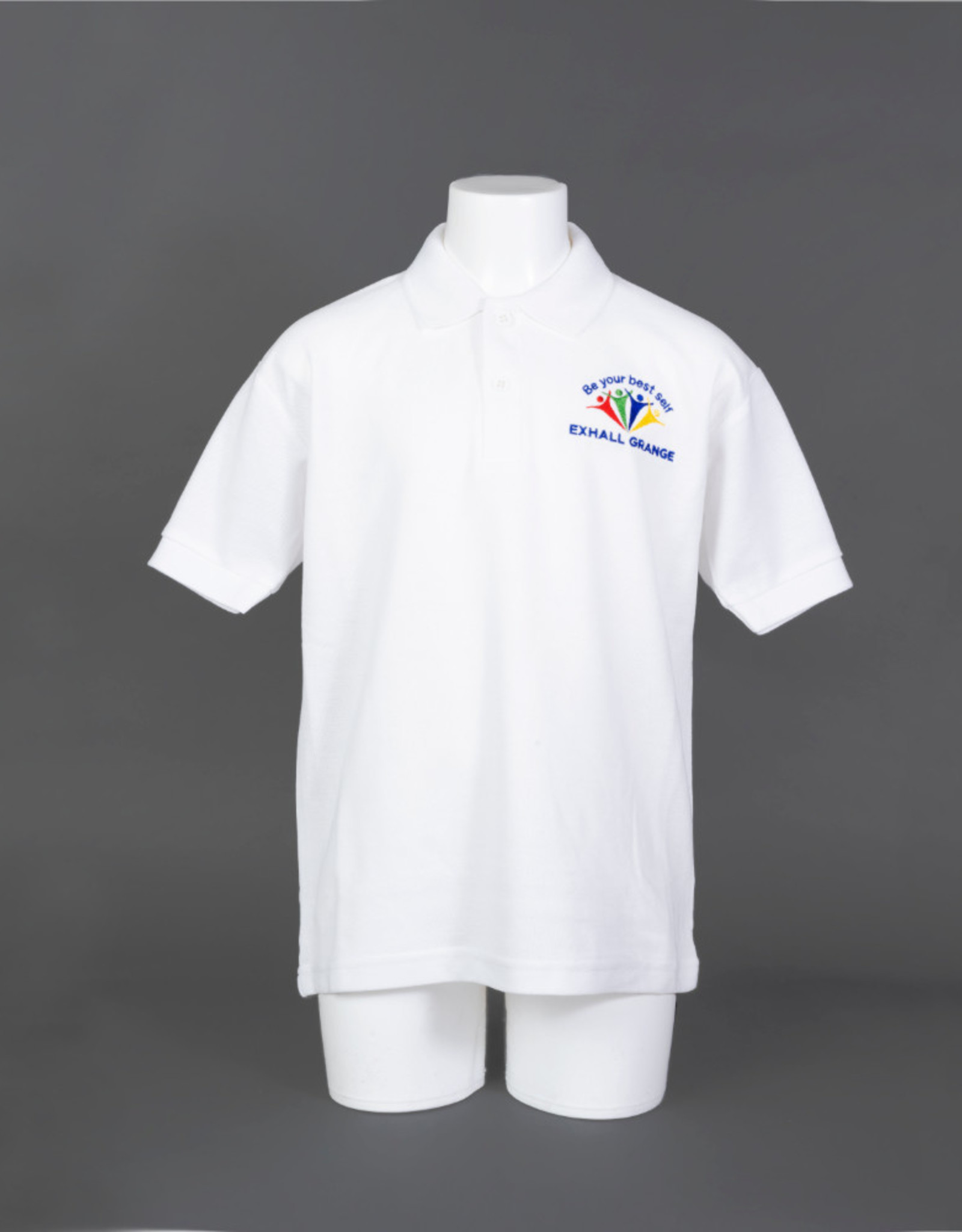 FRUIT OF THE LOOM Polo-Shirt Adult Size - Exhall Grange
