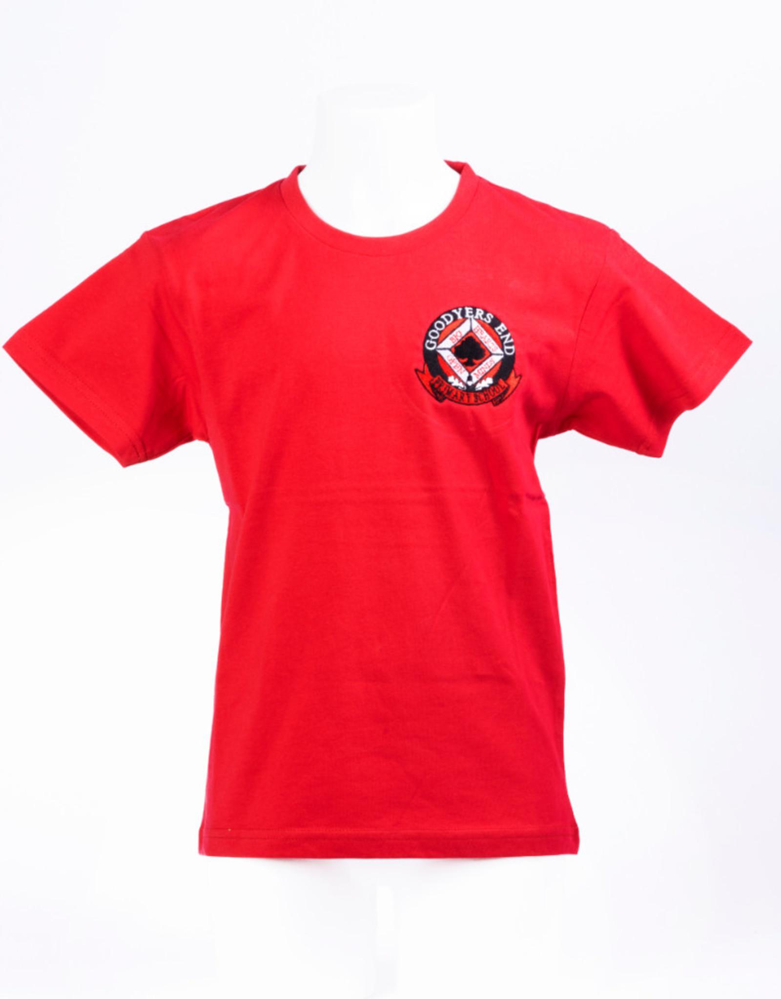 UNEEK T-Shirt Adult Size - Goodyers End School