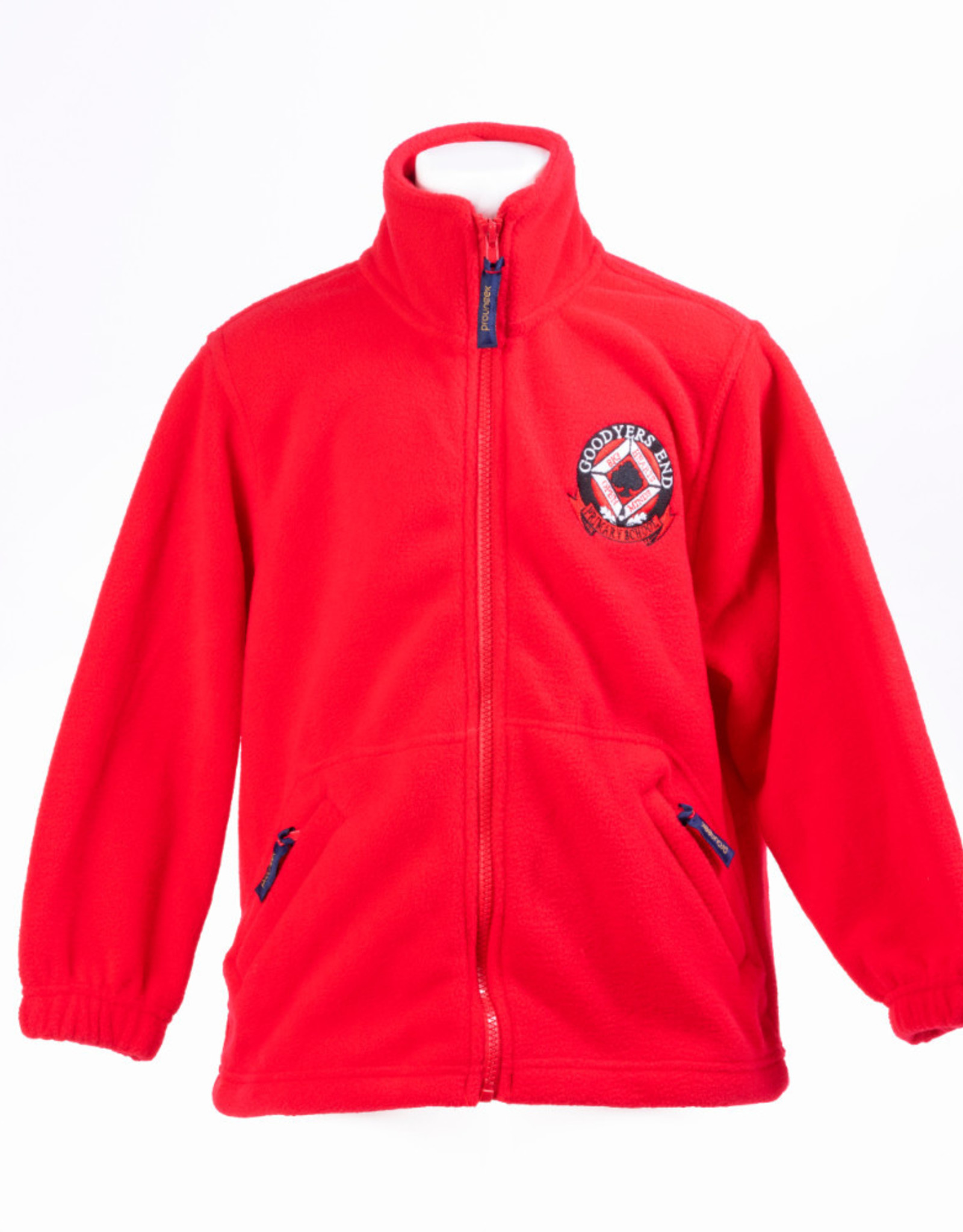 UNEEK Micro Fleece Adult Size - Goodyers End School