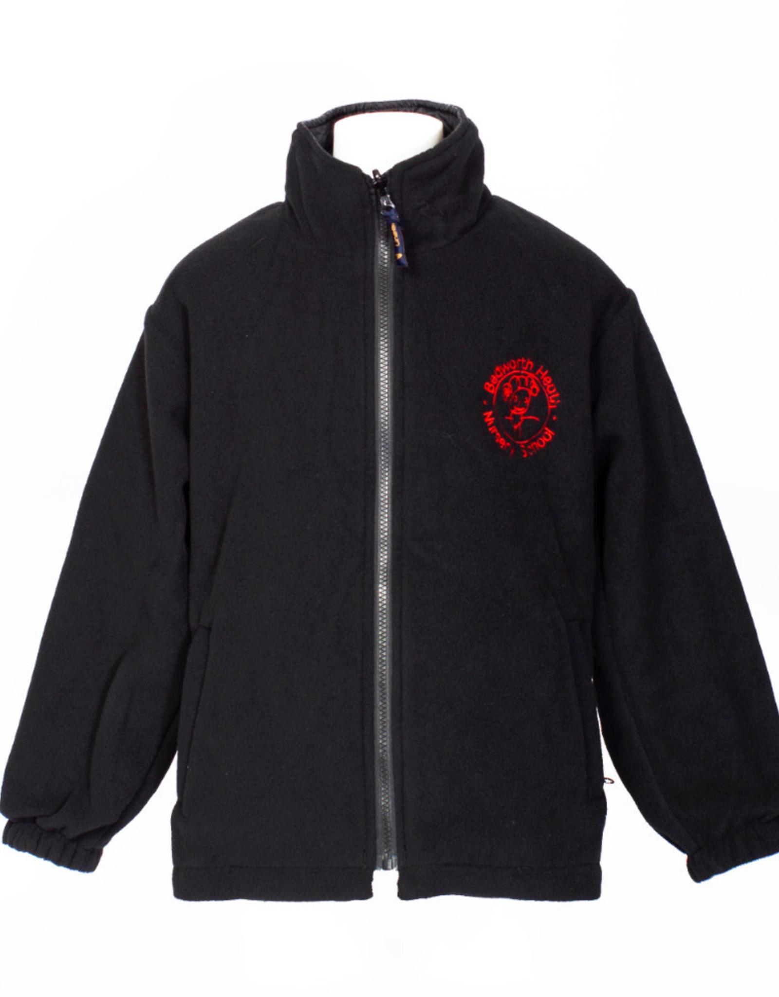 Reversible Jacket Child Size - Bedworth Heath Nursey School