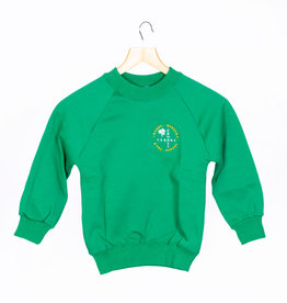 Round-Neck Sweatshirt Child Size - Exhall Cedars