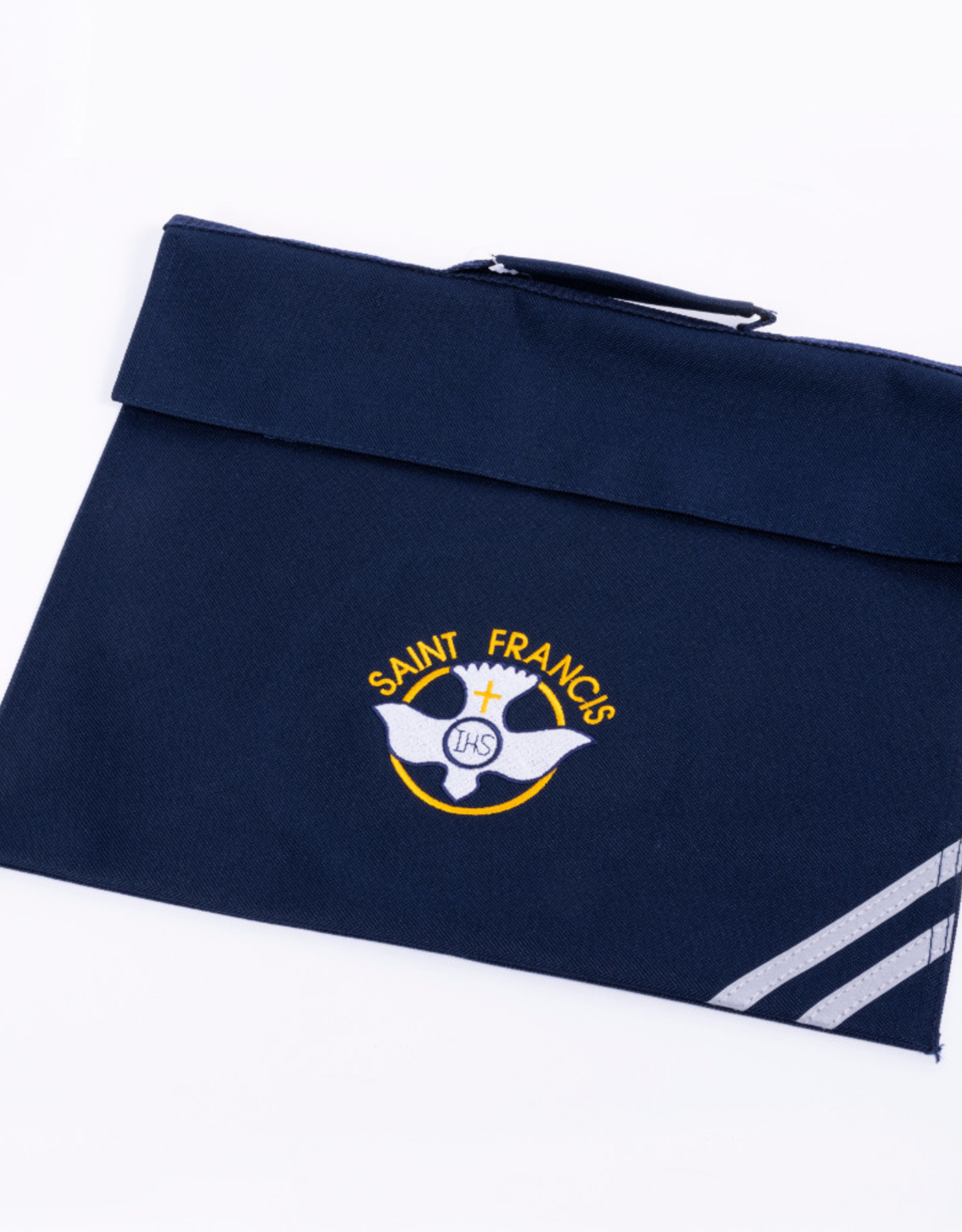 QUADRA Navy School Book Bag - St Francis Catholic Academy
