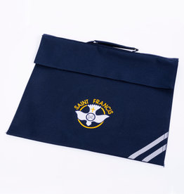 QUADRA Navy School Book Bag - St Francis Catholic Academy