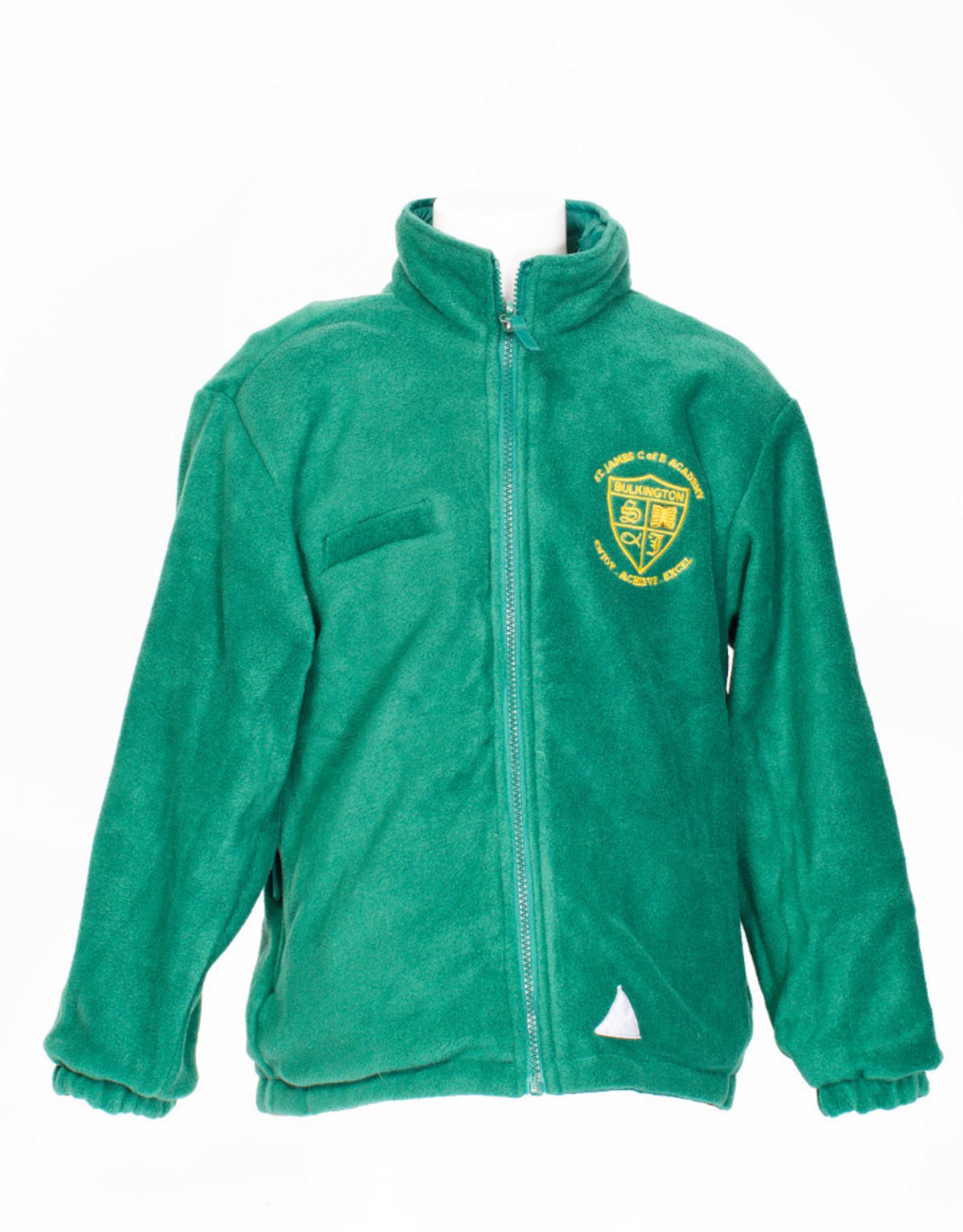 POLAR Fleece Child Size - St James CE Academy