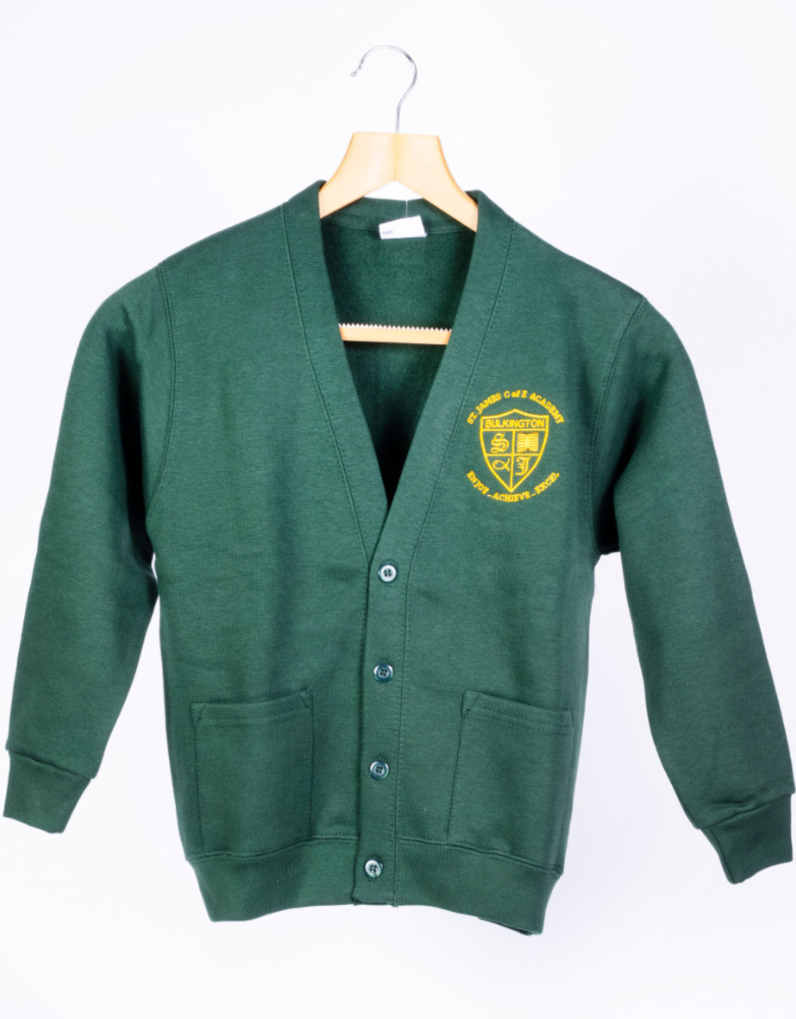 select Cardigan Child Size - St James CE Academy