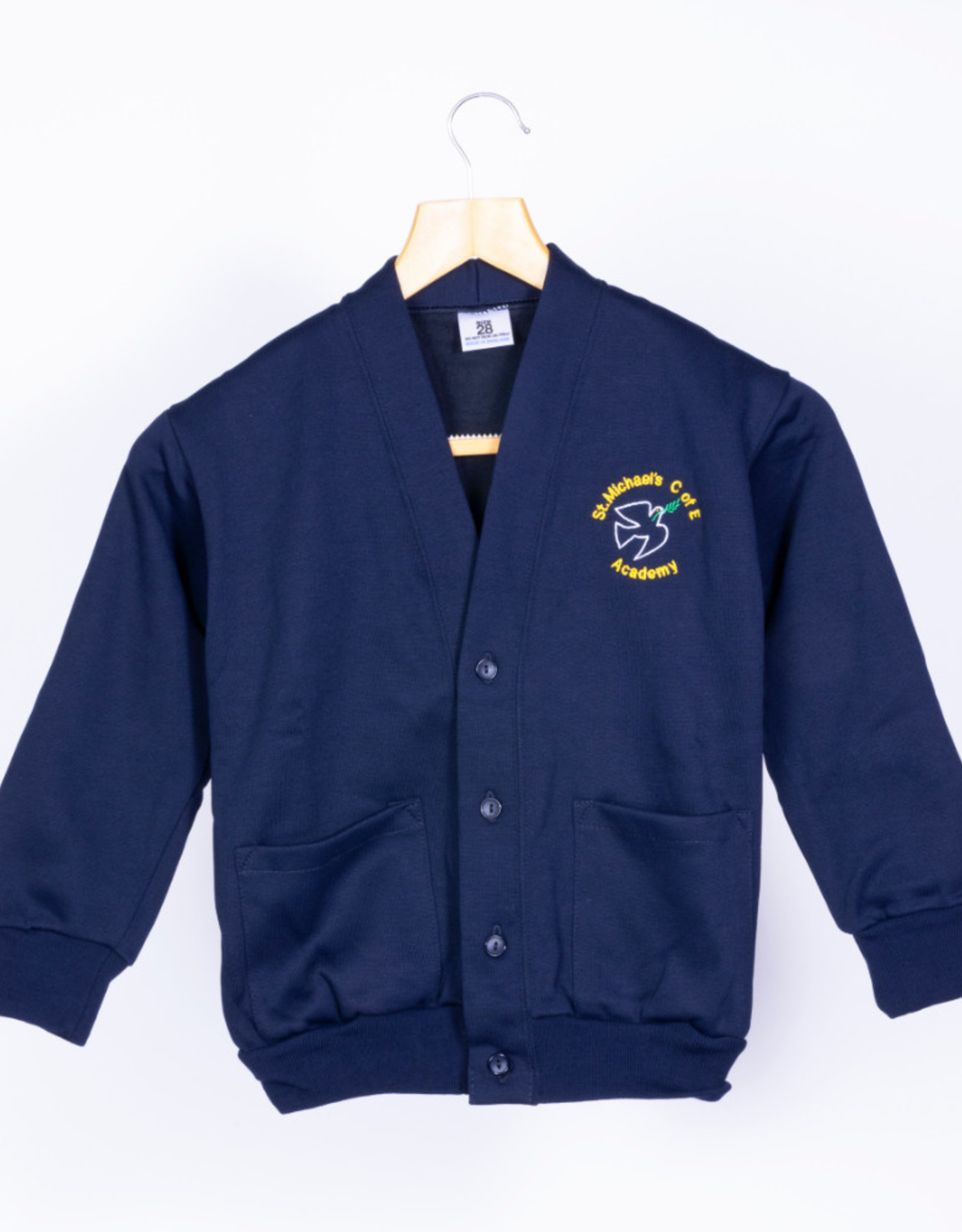 Cardigan Child Size - St Michaels CE Academy
