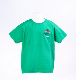 FRUIT OF THE LOOM P.E. T-Shirt Adult Size - All Saints