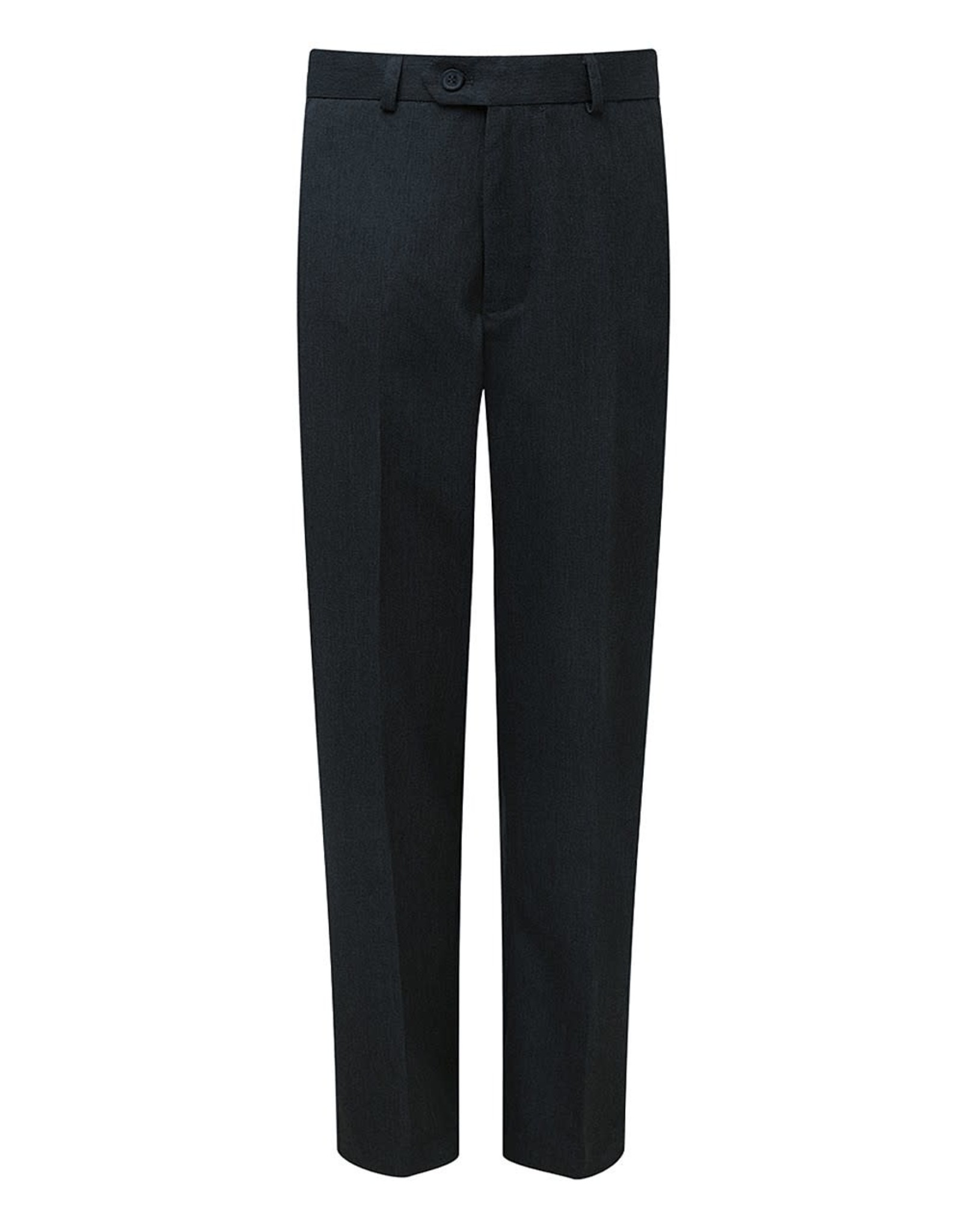 Boys Aspire Flat Front Trousers - Child Size-Nicholas Chamberlaine School