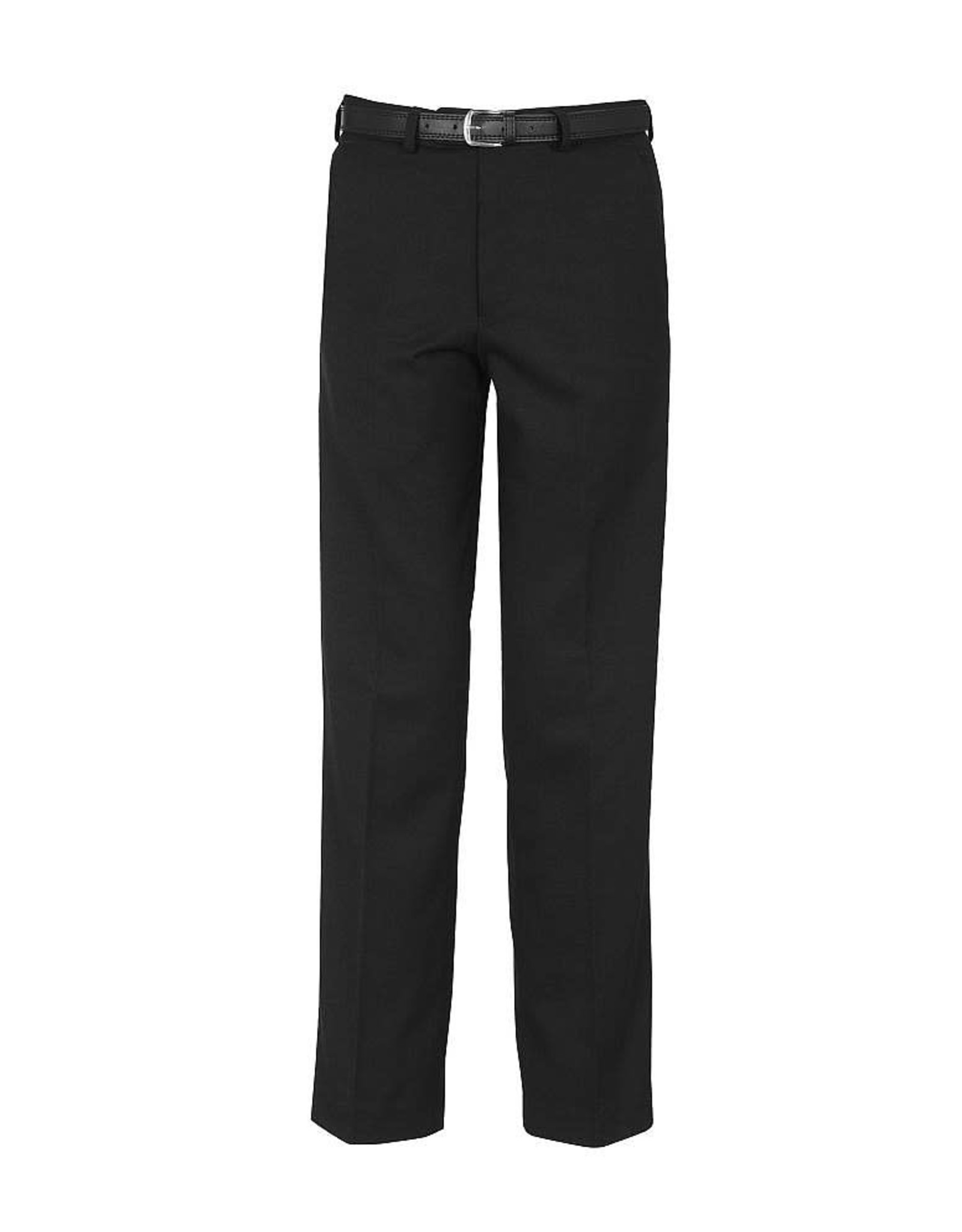 Boys Falmouth Flat Front Trousers - Child Size-Nicholas Chamberlaine School