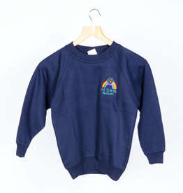 Round-Neck Sweatshirt Child Size - All Saints