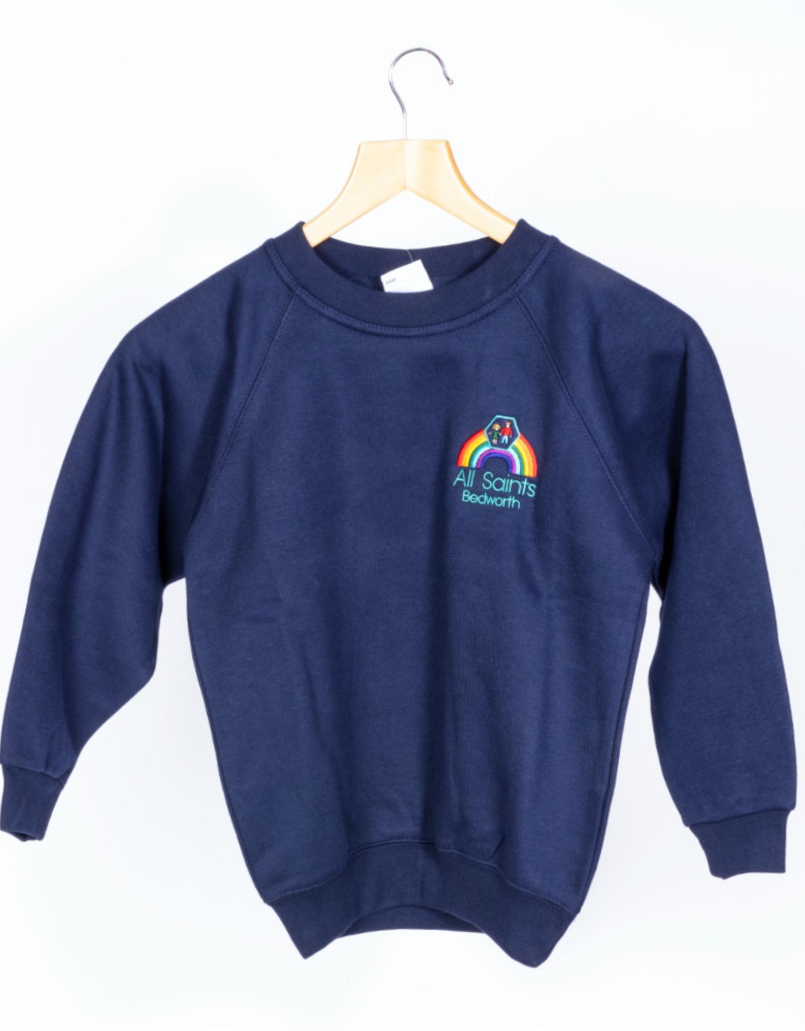 Round-Neck Sweatshirt Adult Size - All Saints