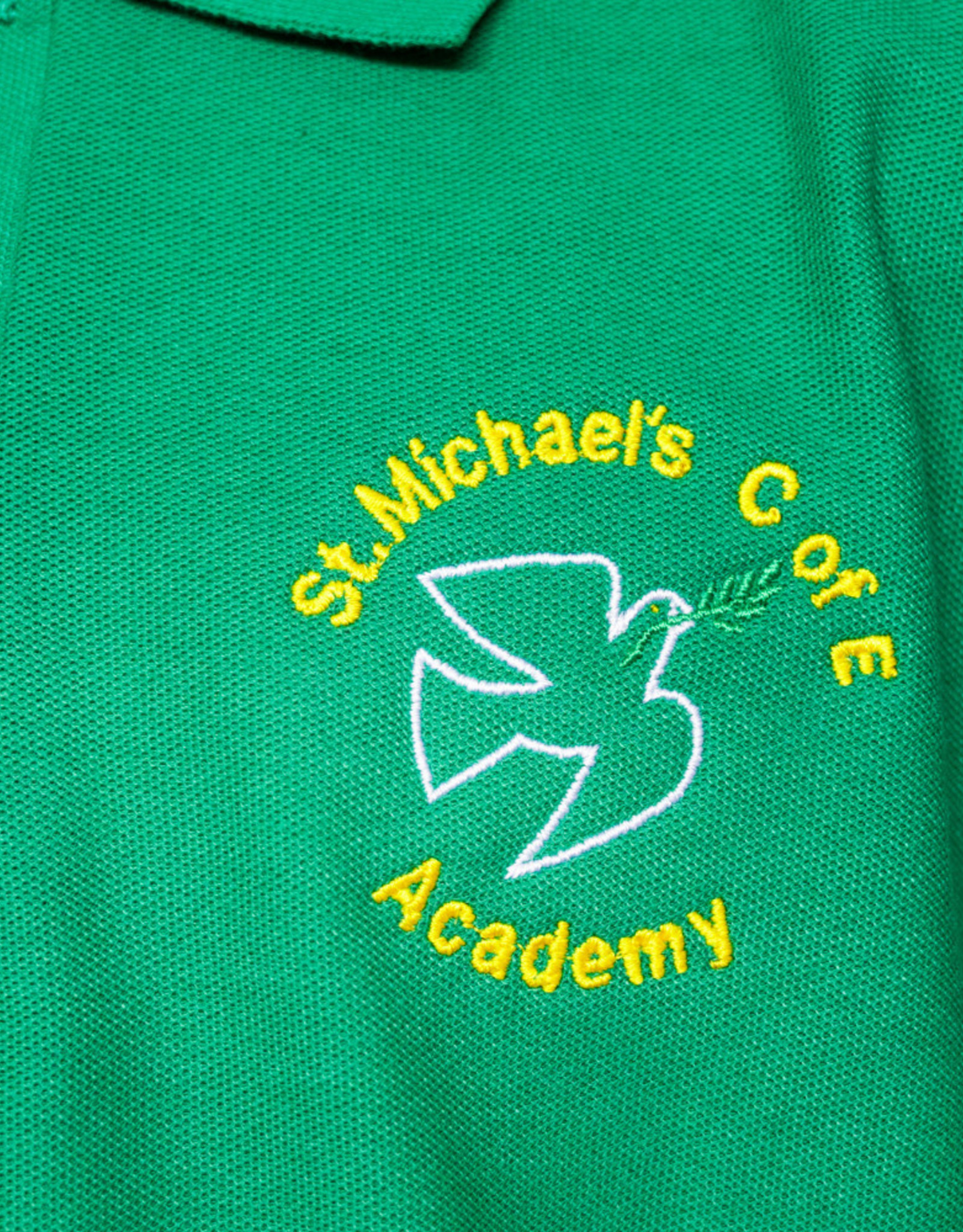 Polo-Shirt Adult Size -St Michaels CE Academy