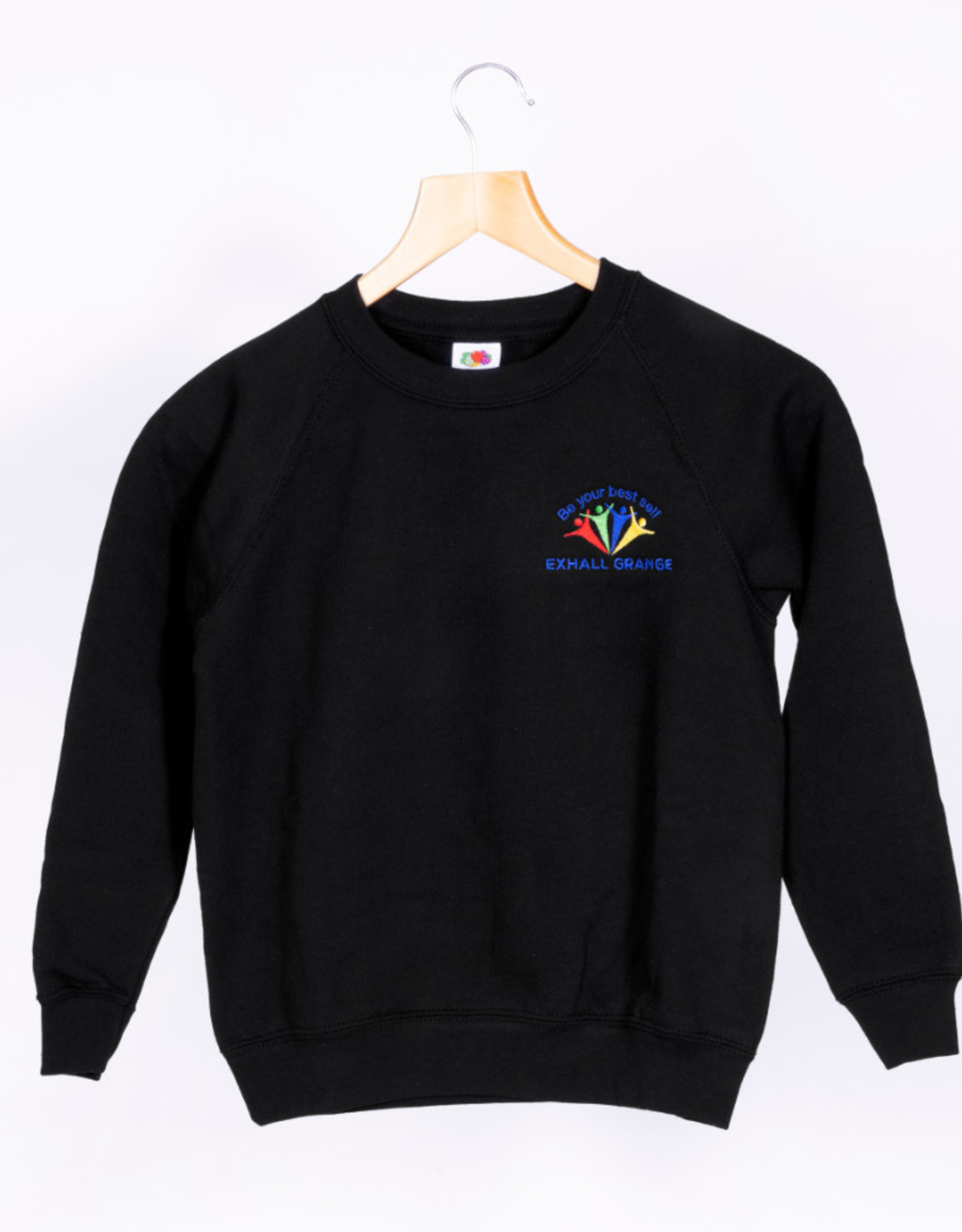 FRUIT OF THE LOOM Sweatshirt Secondary Child Size - Exhall Grange