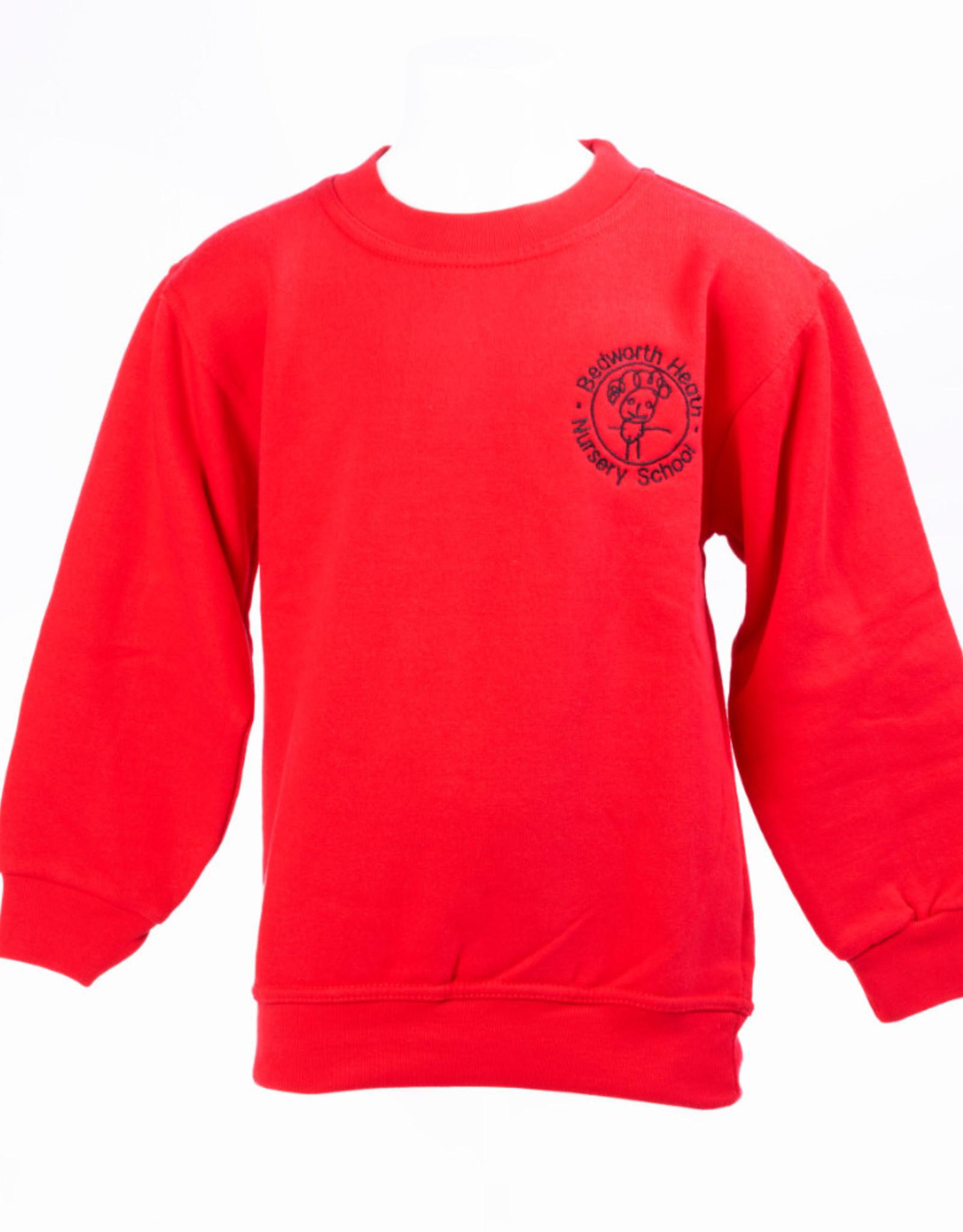 Sweatshirt Child Size - Bedworth Heath Nursey School