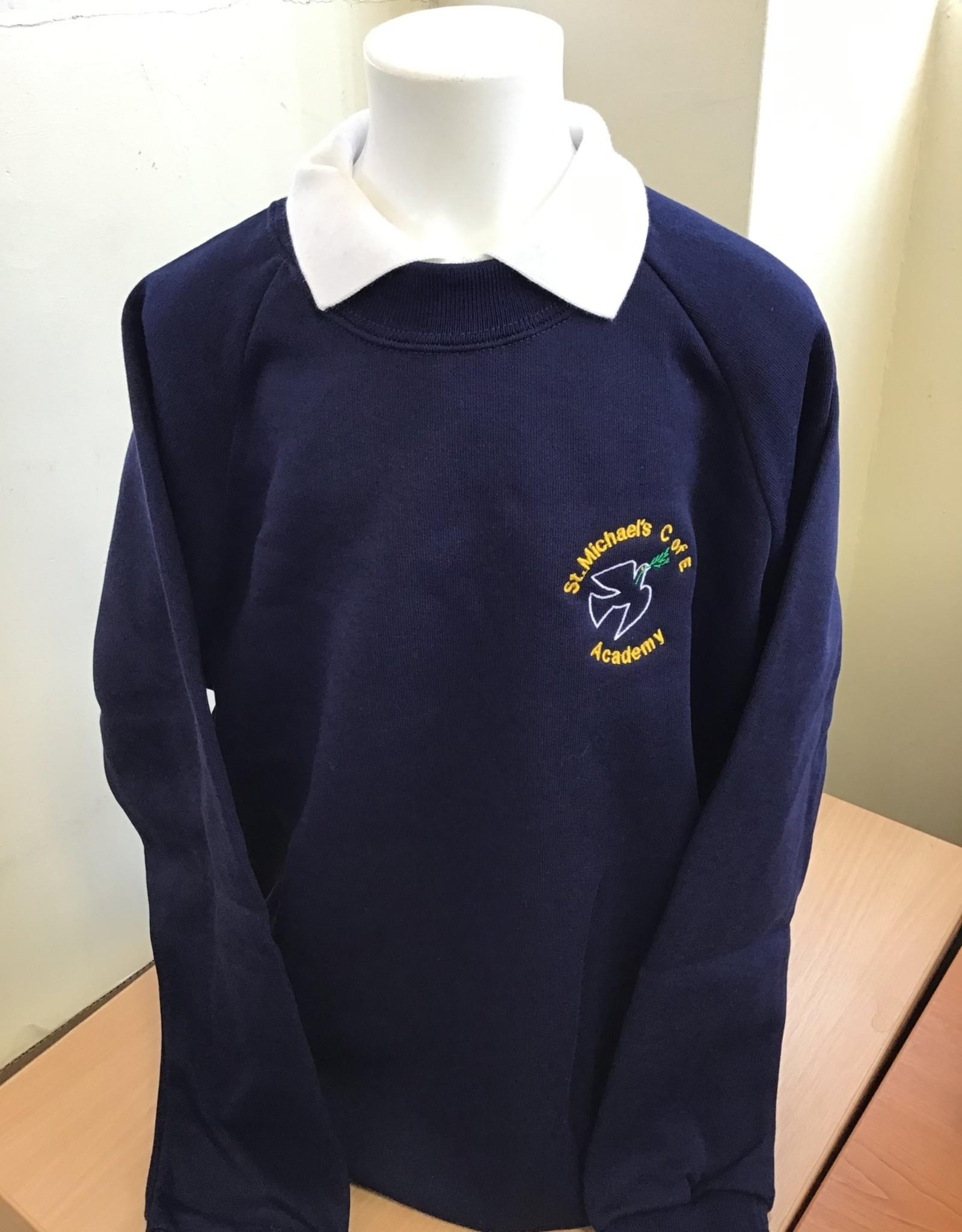 Sweatshirt Child Size - St Michaels CE Academy