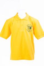 PENTHOUSE Polo-Shirt Child Size (Gold) - St James CE Academy