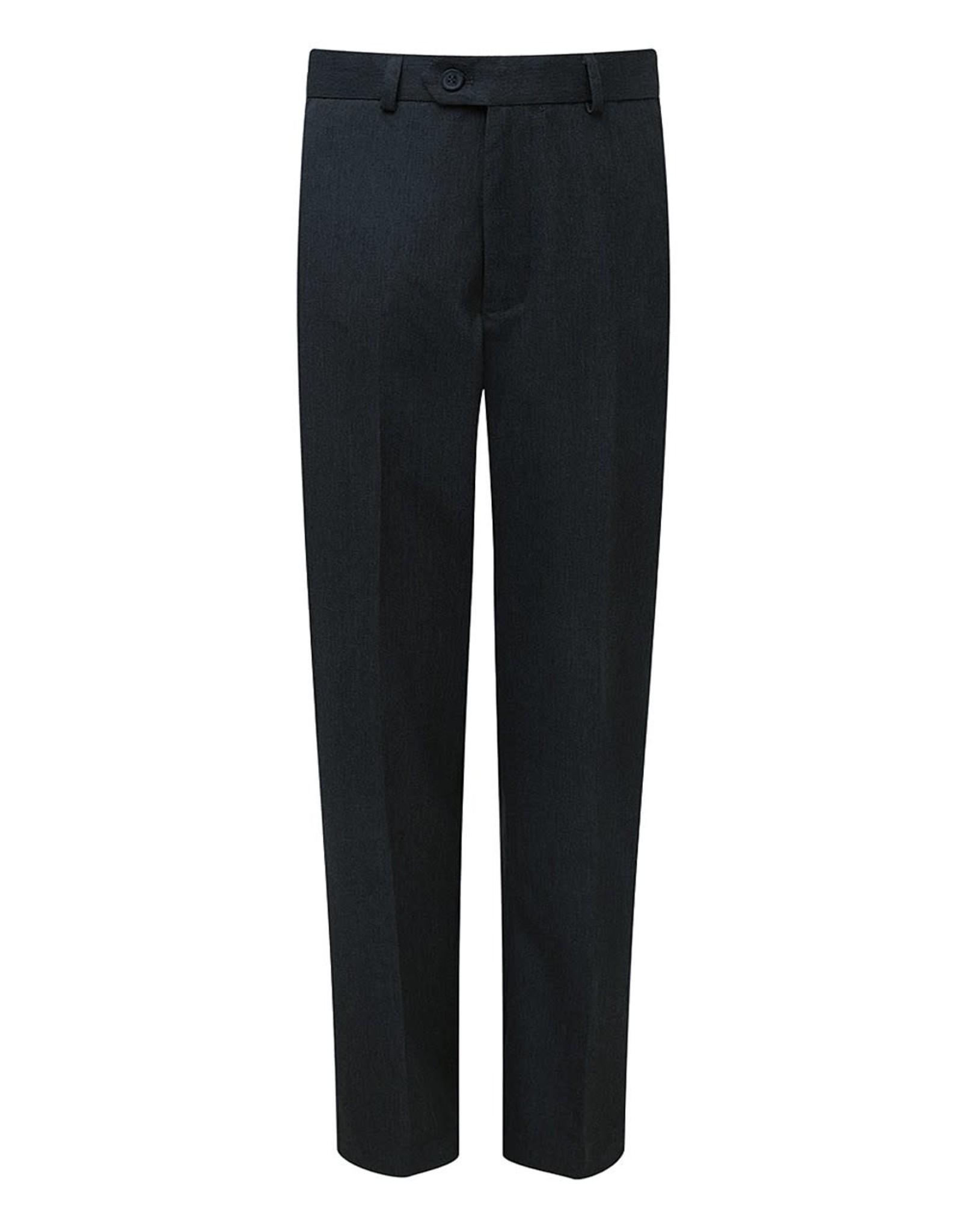 ASPIRE Boys Aspire Flat Front Trousers Adult Size - Nicholas Chamberlaine School