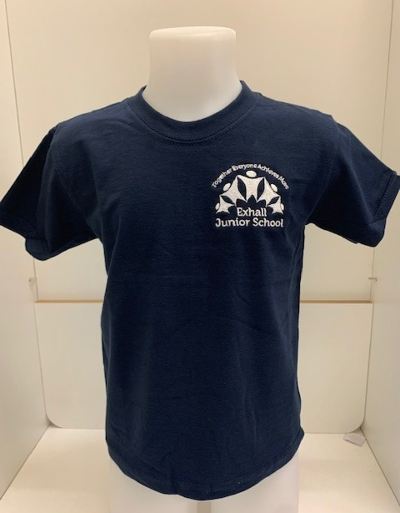 EXHALL JUNIOR T-SHIRT ADULT SIZE