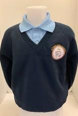 MADDINS V-Neck Sweatshirt Child Size - St Francis Catholic Academy